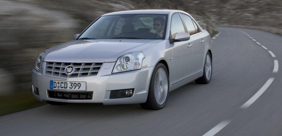 Кадиллак (Cadillac) готовит компактный авто