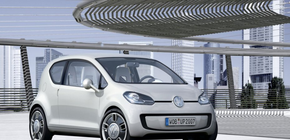 Фольксваген Ап (Volkswagen Up) скоро в продаже
