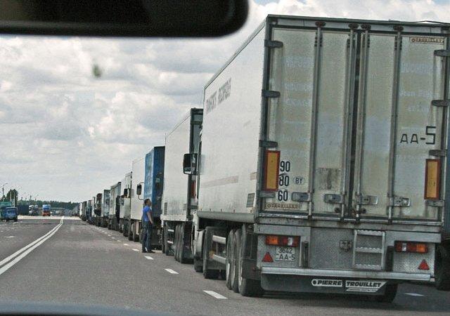 Москву закроют для грузовиков с 7:00 до 22:00