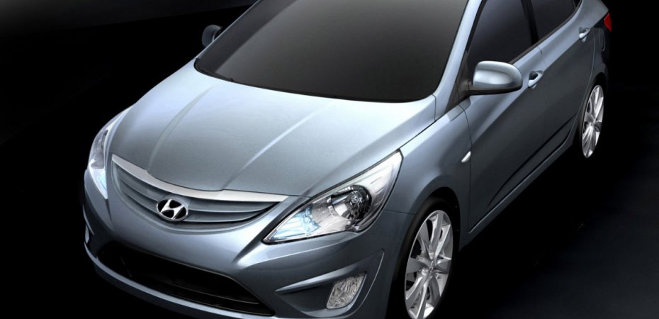 Хендай Солярис (Hyundai Solaris) - озвучены характеристики