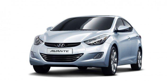 Новый Хендай Элантра (Hyundai Elantra)