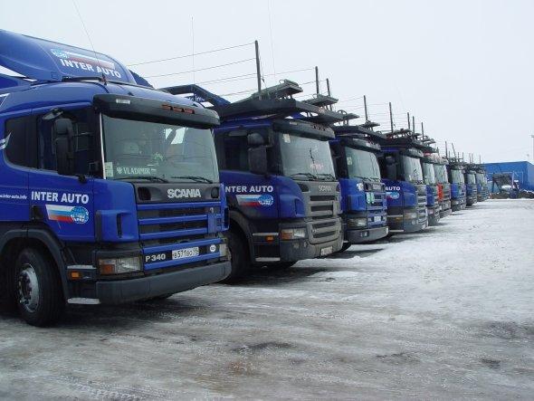 Куда деваться грузовикам возле Москвы?