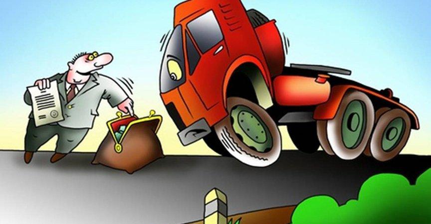 Закон о снижении транспортного налога одобрен