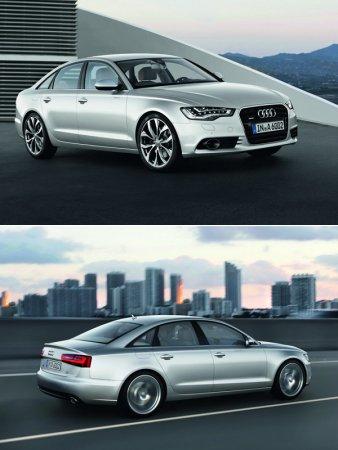 Ауди А6 (Audi A6) нового поколения - фото