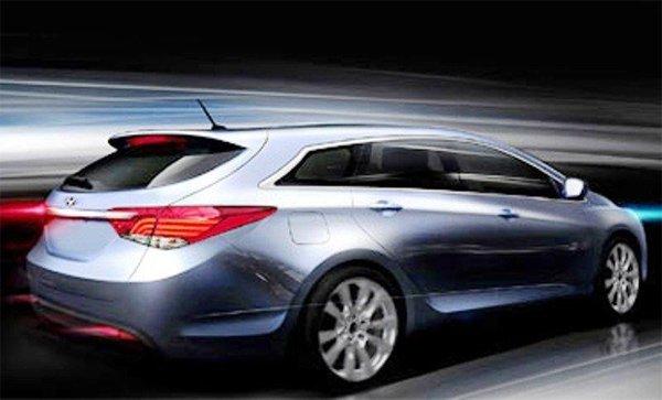 Хендай Соната (Hyundai Sonata) универсал (фото)