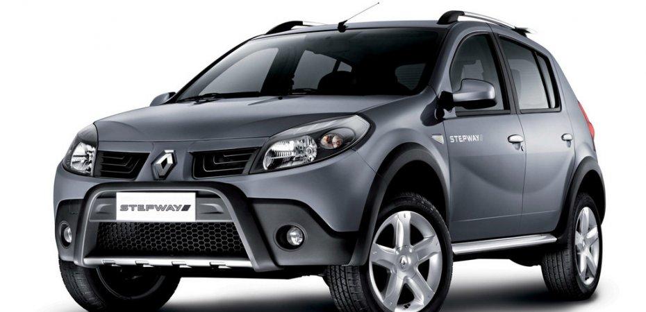 Рено Сандеро Степвей (Renault Sandero Stepway) - цена
