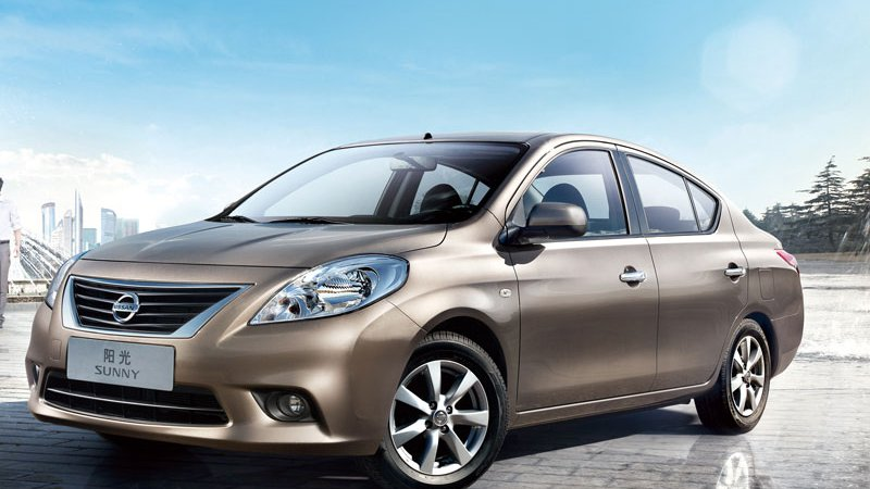 Новый бюджетный авто от Ниссан (Nissan)