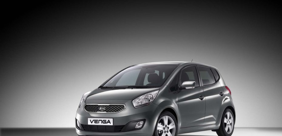 Киа Венга (Kia Venga) в продаже с начала 2011 года