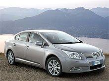 Toyota Avensis получает свежий дизель