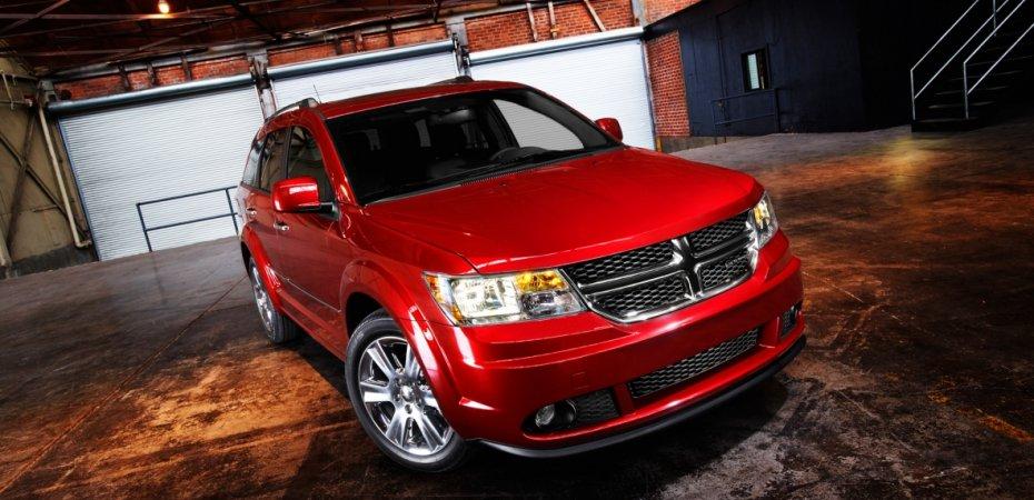Додж Джорни (Dodge Journey) превратится в ФИАТ Фримонт (Fiat Freemont)