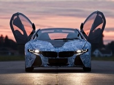 Стало известно имя гибридного спорт-кара от компании БМВ (BMW)