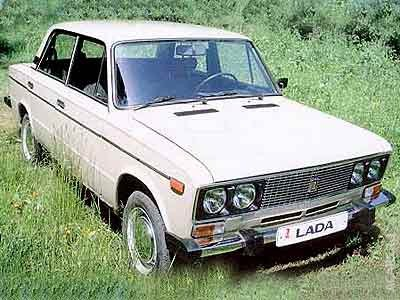 Российские угонщики предпочитают автомобили Лада (Lada)