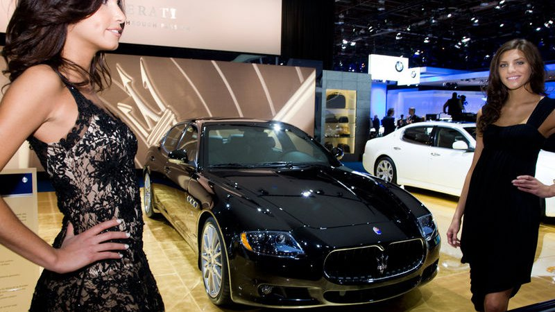 В США открылся 23-й Детройтский автосалон
