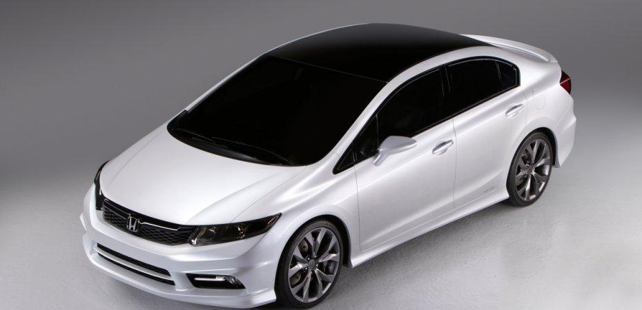Хонда Цивик (Honda Civic) - презентация состоялась