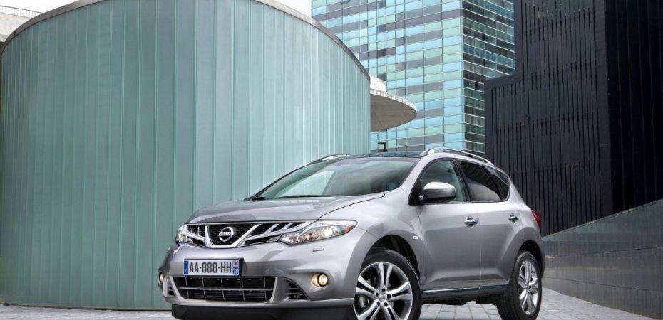 Ниссан Мурано (Nissan Murano) - началась сборка в Санкт-Петербурге