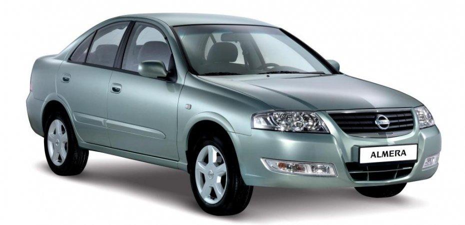 ВАЗ приберет к рукам Ниссан Альмера Классик (Nissan Almera Classic)