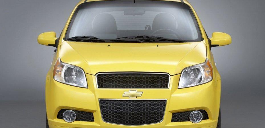 ГАЗ Сайбер заменят на Шевроле Авео (Chevrolet Aveo)