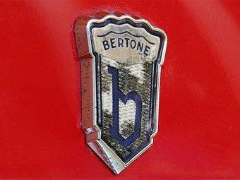 FIAT разрешили приобретать Bertone