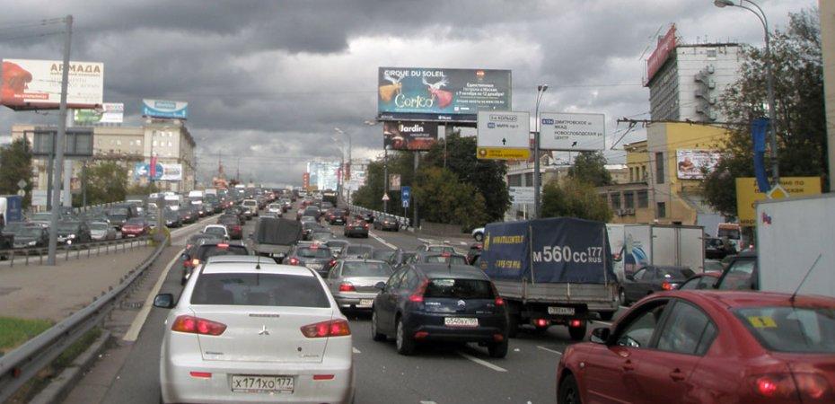 Через 2 года все магистрали Москвы оснастят радарами