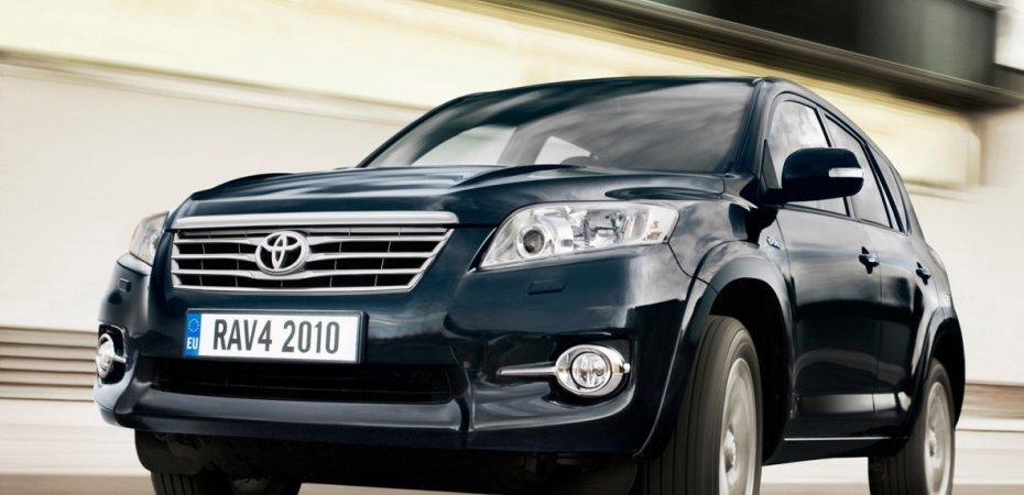 Тойота (Toyota) признана крупнейшим автоконцерном