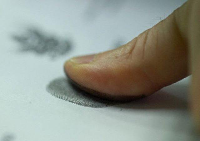 Сотрудники ДПС смогут проверять отпечатки пальцев