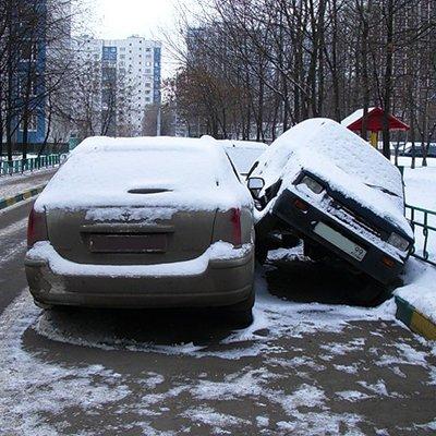 Неправильная парковка обойдется в 5 000 рублей