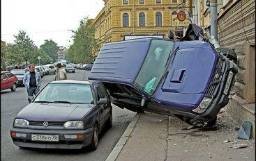 """""""Пьяных"""" аварий становится все меньше и меньше"""