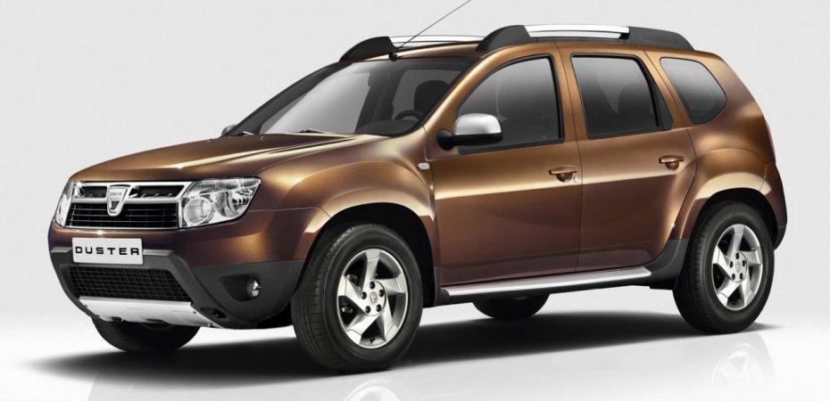 Бюджетный кроссовер Рено Дастер (Renault Duster) скоро в продаже