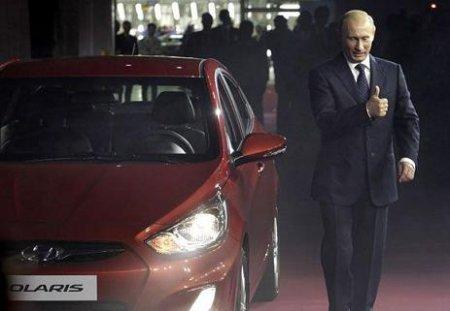 Хендай Солярис (Hyundai Solaris) разобъется на 4 звезды