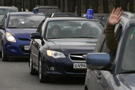 "В эту субботу ""Синие ведерки"" проведут акцию протеста в связи с ДТП с участием VIP-авто"