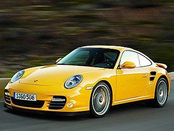 Porsche обновляет знаменитый 911 Turbo