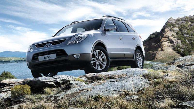 В России уже доступна новая модификация Хендай (Hyundai) ix55