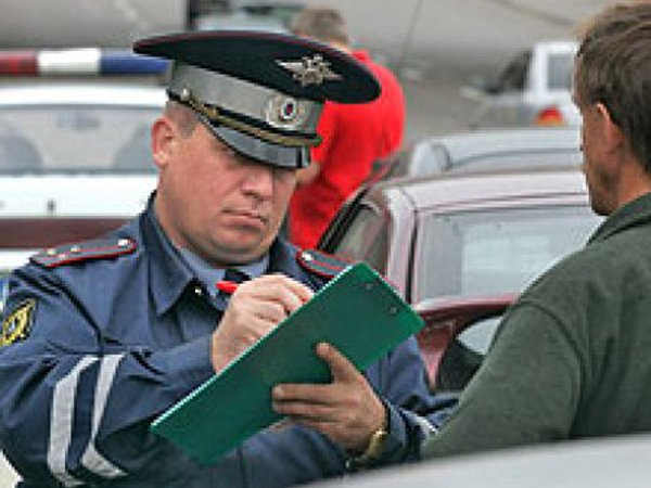 Водителей накажут рублем за создаваемые пробки