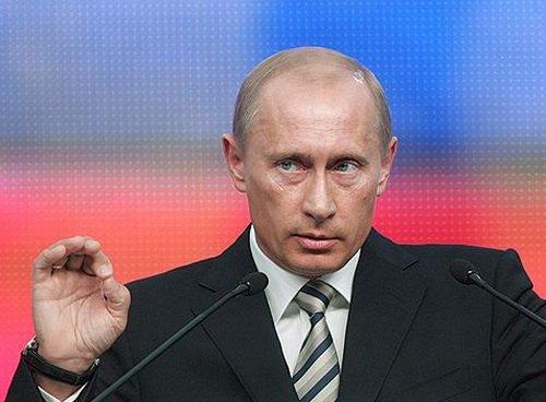 Владимир Путин осудил сопровождение милицией частных лиц