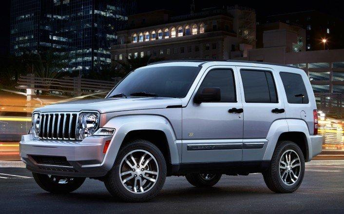 Джип (Jeep) празднует свое 70-летие ограниченной серией 70th Anniversary Edition