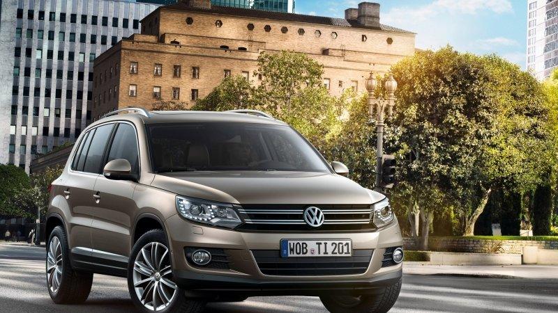 Фольксваген (Volkswagen) объявил цены на новый Тигуан (Tiguan)