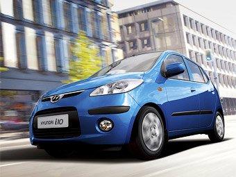 Hyundai i10 получил турбомотор