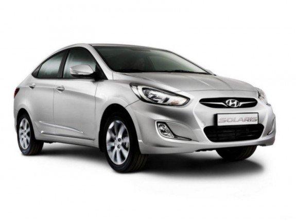 Продажи Хендай Солярис (Hyundai Solaris) начались