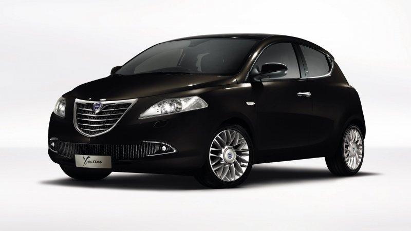 Ланчия (Lancia) готовит компактмобиль Ypsilon для концерна Крайслер (Chrysler)