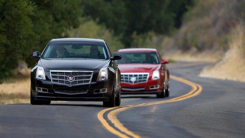 Дженерал Моторз (General Motors) отзывает Кадиллак CTS (Cadillac CTS)