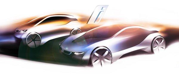 БМВ (BMW) представляет новый суббренд – BMW i