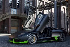 В Германии был построен самый мощный Ламборджини Мурселаго (Lamborghini Murcielago)