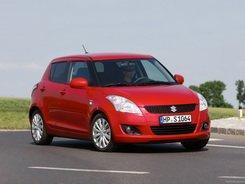 В России начинаются продажи обновленного Сузуки Свифт (Suzuki Swift)