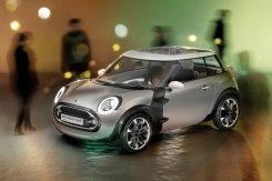 На  автосалоне в Женеве состоится премьера самого маленького Мини (MINI)