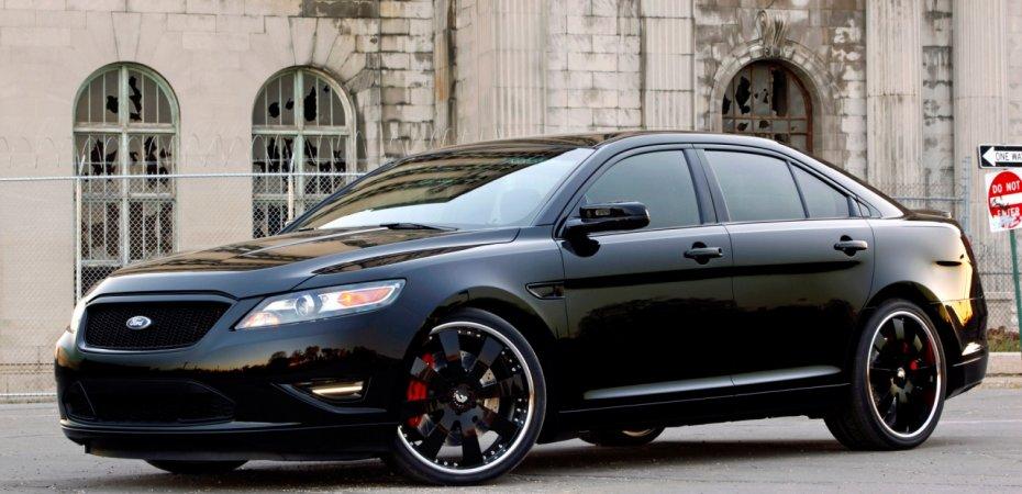 Форд (Ford) создаст свой бюджетный седан