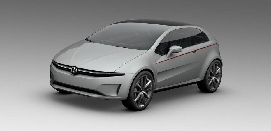 Italdesign показало фотографии Фольксваген Сирокко (Volkswagen Scirocco) и Polo