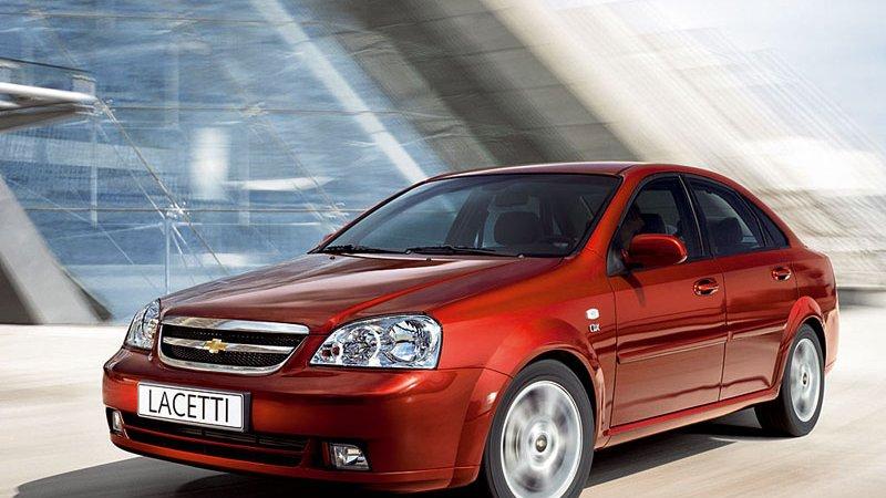 Шевроле Лачетти (Chevrolet Lacetti) включен в программу утилизации