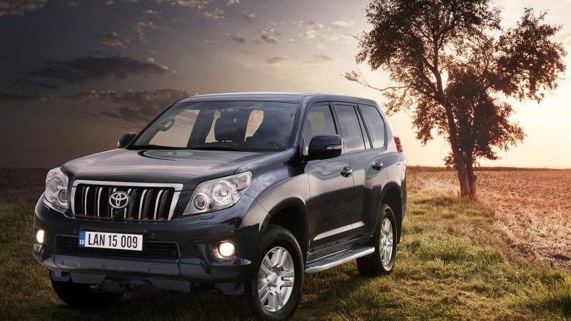 Тойота Ленд Крузер Прадо (Toyota Land Cruiser Prao) будут производить в РФ