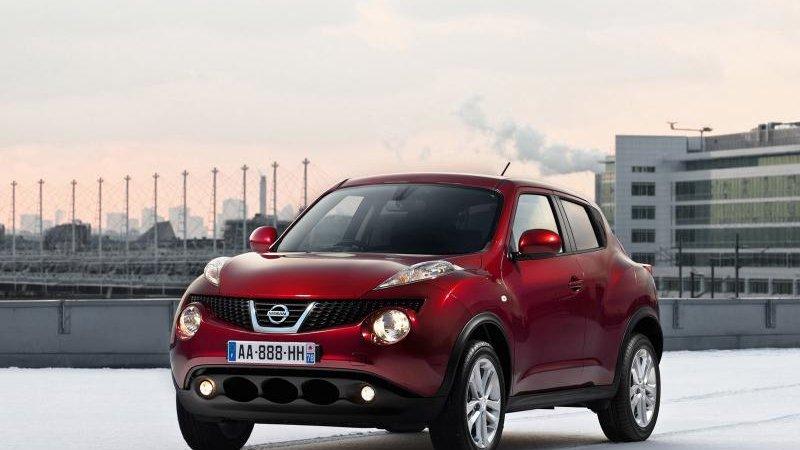 Цены на Ниссан Жук (Nissan Juke) в России стартуют от 649 тыс. руб.