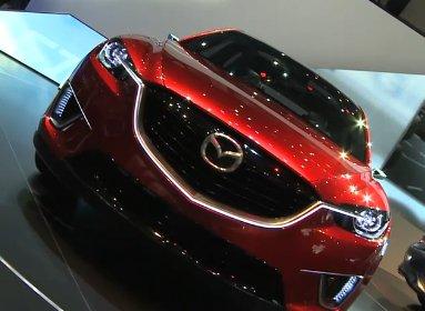 Мазда (Mazda) на автосалоне в Женеве